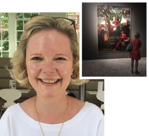 Lydia Goodson Art Historian Lecturer