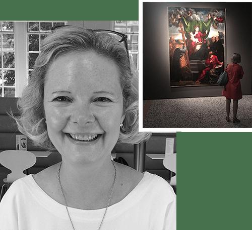 Dr Lydia Goodson Art Historian & Lecturer